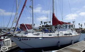 Used C & C Yachts 39 Landfall Sloop Sailboat For Sale