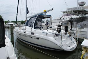 Used Hunter 450 Cruiser Sailboat For Sale