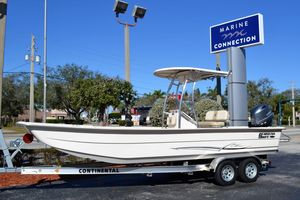 New Carolina Skiff 2480 DLX Center Console Fishing Boat For Sale