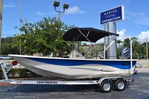 New Carolina Skiff 218 DLV Center Console Fishing Boat For Sale