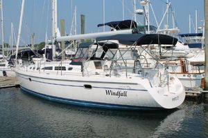 Used Catalina 390 Cruiser Sailboat For Sale