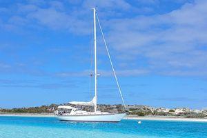 Used Hinckley Sou'wester 42 MKII Sloop Cruiser Sailboat For Sale