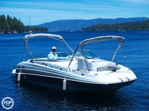 Used Four Winns 234 Funship Deck Boat For Sale