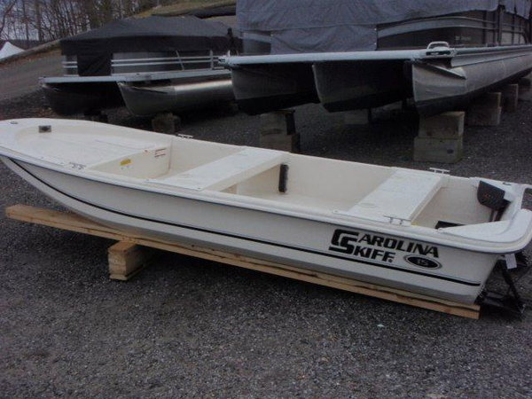 New Carolina Skiff 1650 Center Console Fishing Boat For Sale