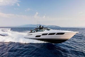 New Pershing 5X IPS Motor Yacht For Sale