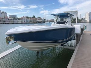 Used Nor-Tech 390 Center Console High Performance Boat For Sale