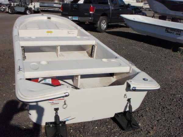 New Carolina Skiff JV15TH Saltwater Fishing Boat For Sale