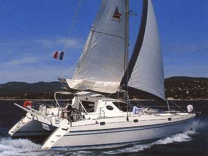 Used Catana 411 Cruiser Sailboat For Sale