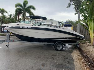 Used Yamaha Boats 190 High Performance Boat For Sale
