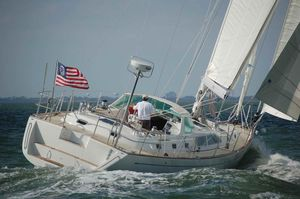 Used Outbound 52 Cruiser Sailboat For Sale