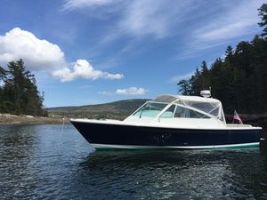 Used Hunt Yachts Harrier 29 Cuddy Cabin Boat For Sale