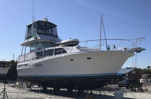 Used Bertram Flush Deck Aft Cabin Boat For Sale