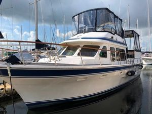 Used Kha Shing Spindrift Motor Yacht For Sale