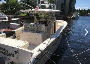 Used Grady-White 33 Open Center Console Fishing Boat For Sale