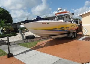 Used Concept 30 CC Center Console Fishing Boat For Sale