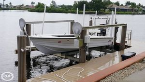 Used Hewes 18 Bonefisher Flats Fishing Boat For Sale