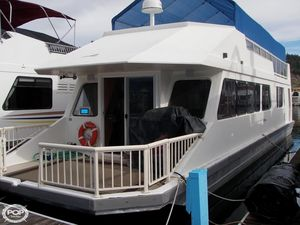 Used Three Buoys 52 Sunseeker House Boat For Sale