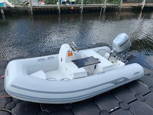 Used Ab Inflatables 11 Tender Boat For Sale