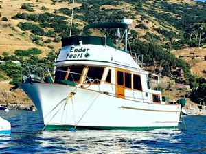 Used Chb Aft Cabin Trawler Boat For Sale