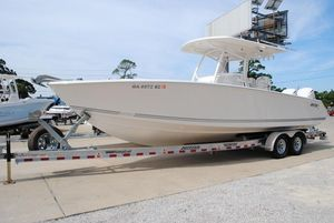 Used Jupiter 30 FS Center Console Fishing Boat For Sale