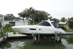 Used Sea Ray 370 Sundancer Sports Cruiser Boat For Sale