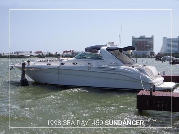 Used Sea Ray 450 Sundancer Motor Yacht For Sale