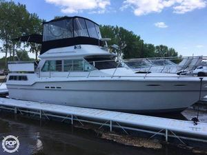 Used Sea Ray 360 AC Aft Cabin Boat For Sale
