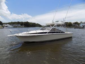 Used Albemarle 32 Repowered With Yanmars Sports Fishing Boat For Sale