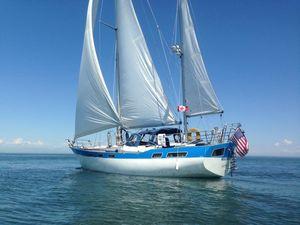 Used Wauquiez Amphitrite Cruiser Sailboat For Sale
