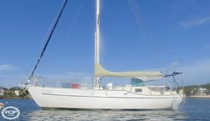 Used Bruce Roberts 36A Flush Deck Racer and Cruiser Sailboat For Sale