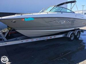 Used Monterey 254FX Bowrider Boat For Sale
