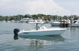 Used Everglades 290 Pilot Express Cruiser Boat For Sale