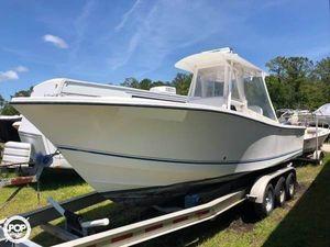 Used Regulator Marine 26FS Center Console Fishing Boat For Sale