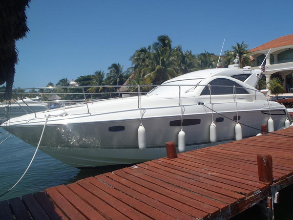 Used Fairline Targa 44 GT Cruiser Boat For Sale