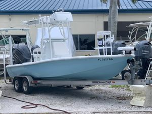 Used Yellowfin 24 Center Console Fishing Boat For Sale