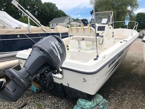 Used Hydra-Sports 212 Sea Horse CC Center Console Fishing Boat For Sale