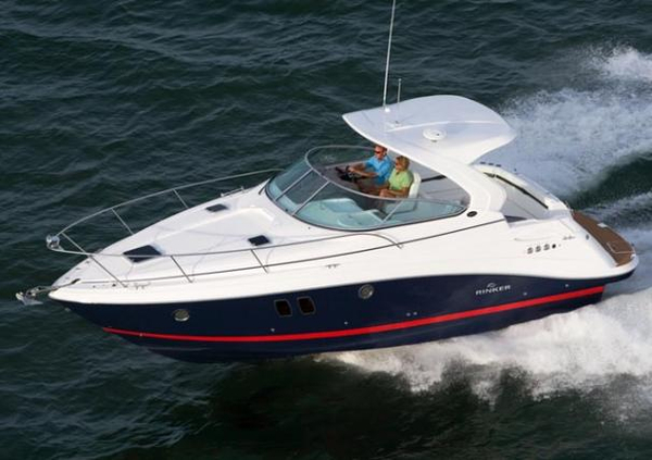 Used Rinker 340 Express Cruiser Boat For Sale