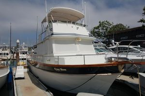 Used Californian 42 LRC Trawler Boat For Sale