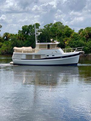 Used Kadey-Krogen Whaleback Trawler Boat For Sale