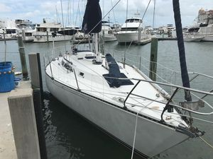 Used C&c 38 Mkiii Centerboard Racer and Cruiser Sailboat For Sale
