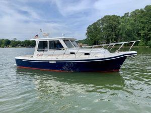 Used Fox Island Fox Island 30 Trawler Boat For Sale