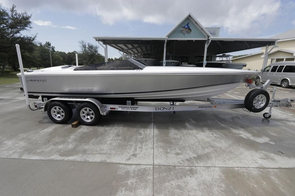 2020 New Donzi 22 Classic High Performance Boat For Sale