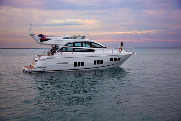 Used Fairline Squadron 50 Motor Yacht For Sale