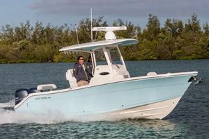 New Cobia 240 Center Console Center Console Fishing Boat For Sale