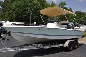 Used Wellcraft 215 Bay Center Console Fishing Boat For Sale