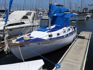 Used Islander 34 Racer and Cruiser Sailboat For Sale