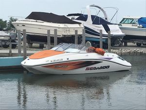 Used Sea-Doo Sport Boats Challenger 180 High Performance Boat For Sale