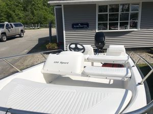 Used Boston Whaler 130 Sport Center Console Fishing Boat For Sale