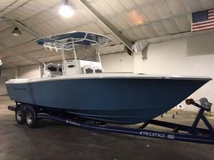 New Clearwater 2508 Center Console Center Console Fishing Boat For Sale
