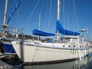 Used Custom 47 Motorsailer Sailboat For Sale